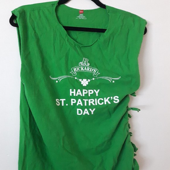 Sexy  comfortable St. Patrick's Day Rickards XL
